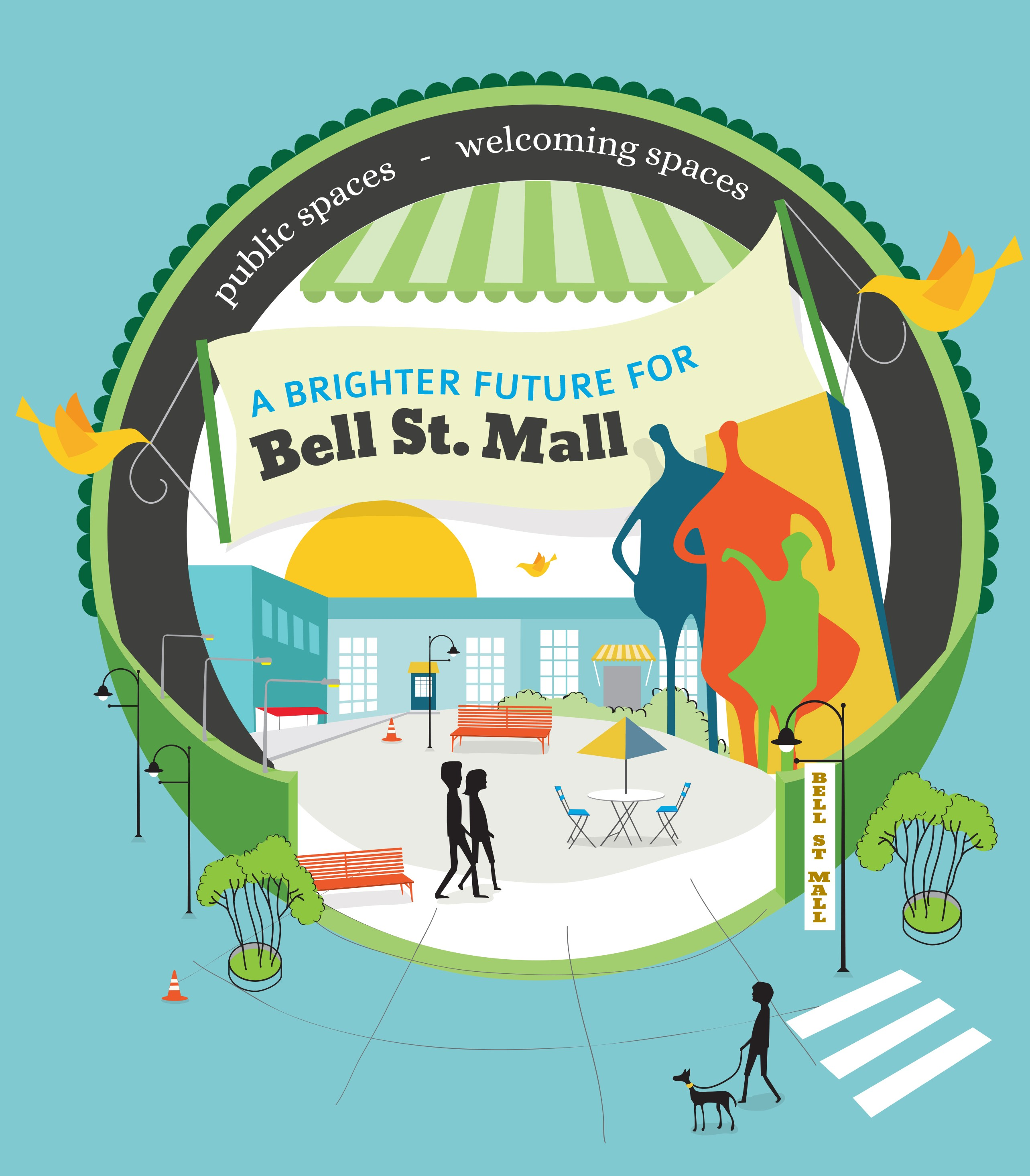 Bell St Mall Upgrades_Visual_Final