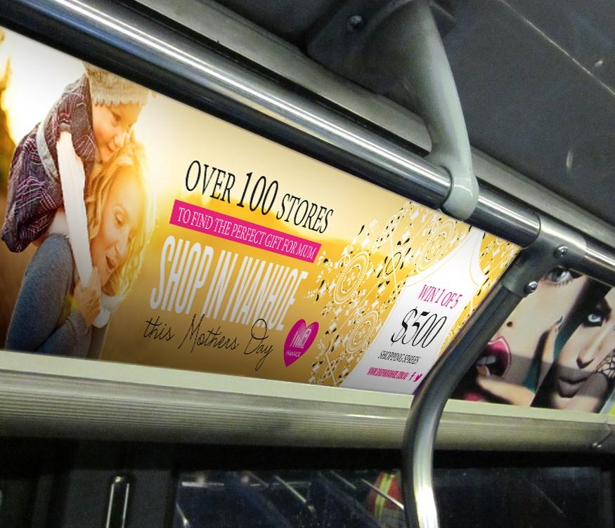 Metro Train Advertising