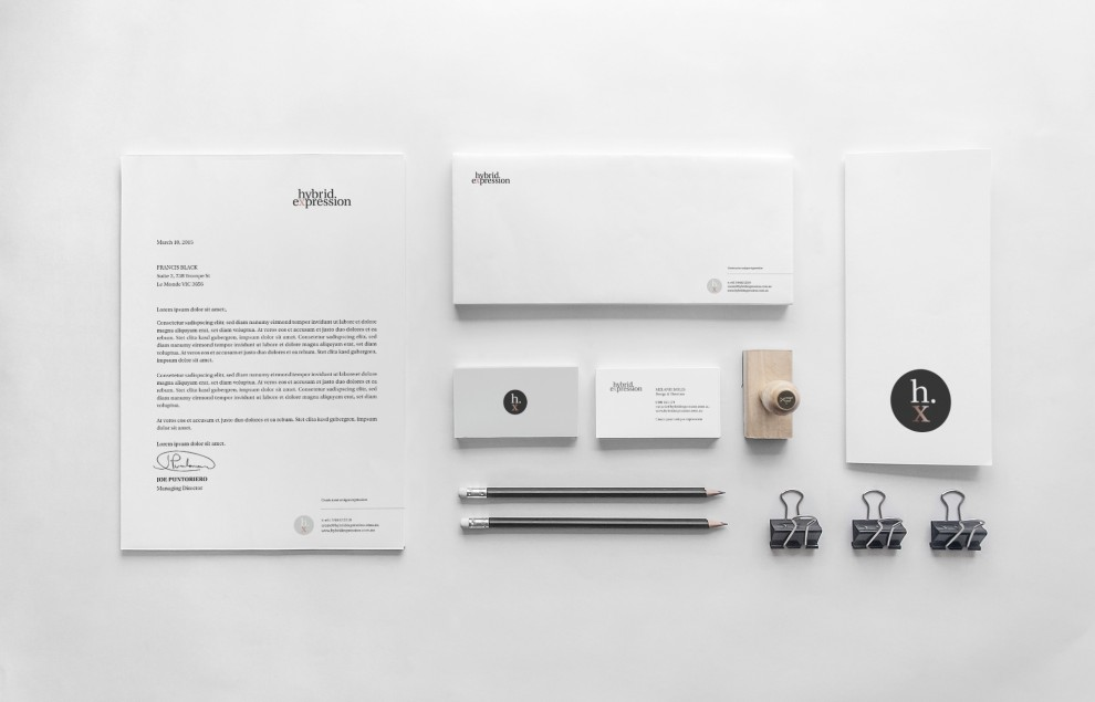 Hybrid Expression Branding