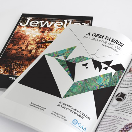 Jellewer Magazine Advertising