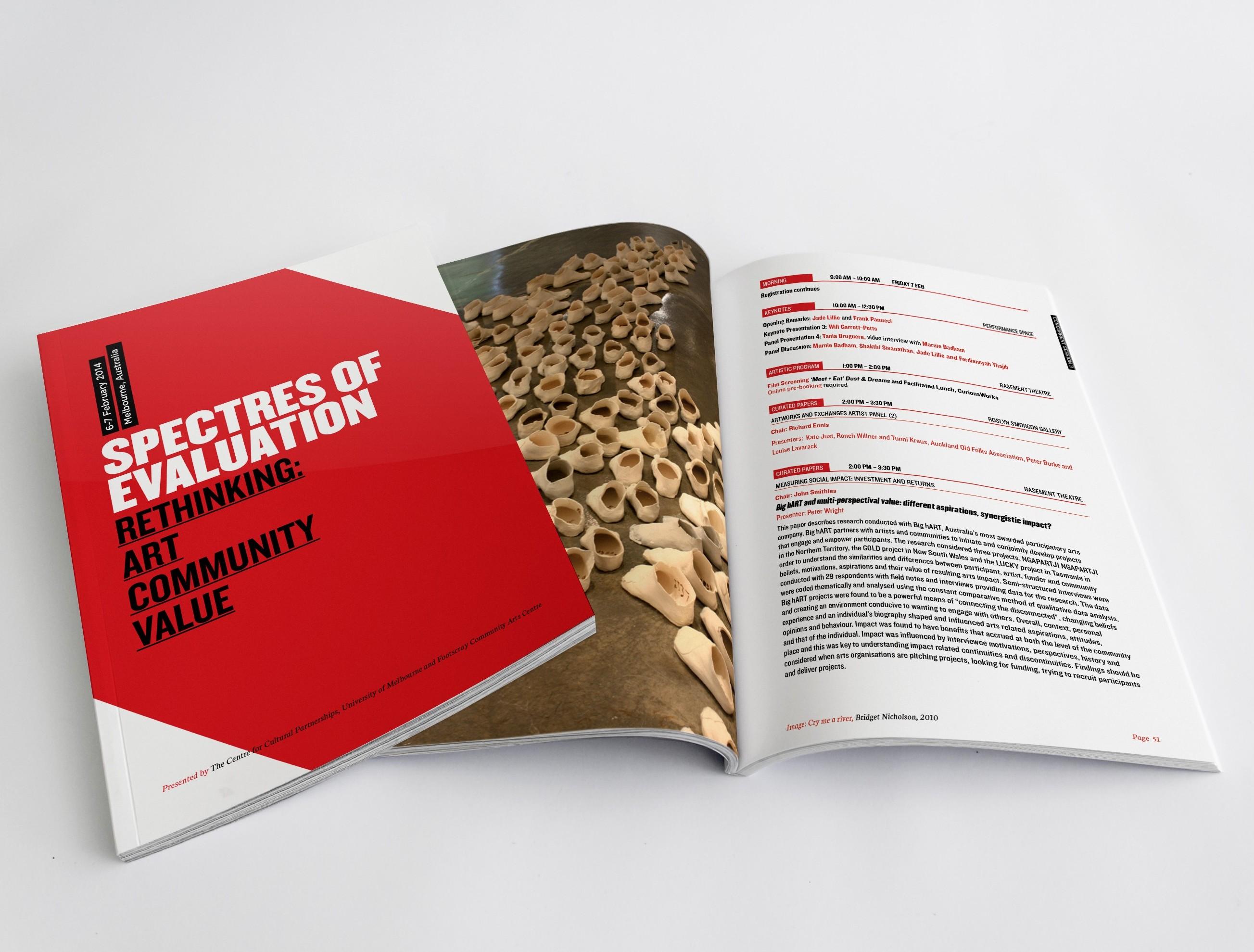 Conference Booklet Design